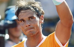 Rafael Nadal thua sốc ngay tại vòng 3 Barcelona Open