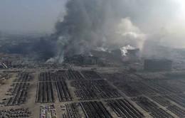 Trung Quốc: Nổ lớn liên tiếp, hơn 400 người thương vong