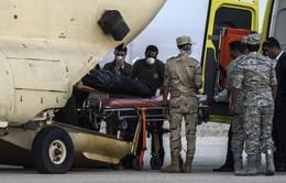 Máy bay Nga rơi ở Ai Cập: Đã tìm thấy 171 thi thể nạn nhân