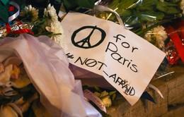 Người nghệ sĩ đứng sau hình ảnh biểu tượng 'Hòa bình cho Paris'