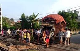 Thái Nguyên:Tai nạn đường sắt liên tiếptại khu vực ga Lưu Xá