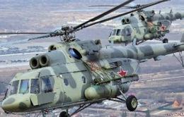 Nga cung cấp dàn trực thăng Mi-8MTV-5 cho Belarus