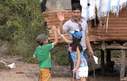 Bố ơi! Mình đi đâu thế?: MC Phan Anh hạnh phúc vì con gái