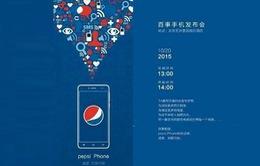 Pepsi chuẩn bị tham gia thị trường smartphone