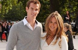 Andy Murray từ chối bán ảnh cưới với giá 1 triệu Bảng