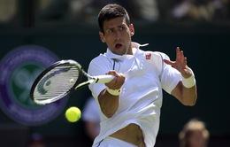 Thắng dễ Cilic, Djokovic nhẹ nhàng vào bán kết Wimbledon 2015