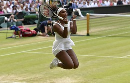 Ngược dòng hạ Azarenka, Serena hẹn Masha ở bán kết Wimbledon 2015