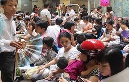 ĐBSCL: Trẻ em nhập viện tăng đột biến do nắng nóng