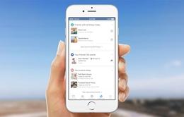 Facebook sẽ bổ sung nhiều thông tin hơn ở mục thông báo