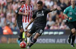 HLV Liverpool thở phào vì suýt thay người hùng Coutinho ra nghỉ