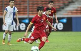 O.Việt Nam 7-0 O.Macau: Công Phượng lập hattrick, O. Việt Nam chính thức đi tiếp