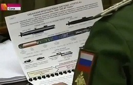 Kênh truyền hình Nga vô tình làm lộ bí mật quân sự
