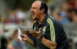 'Rafa Benitez KHÔNG tự quyết định đội hình trong trận El Clasico'