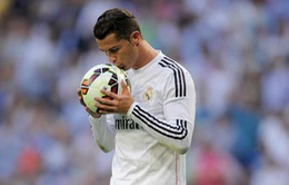 Eibar 0-2 Real Madrid: Ronaldo gia nhập top 3 tay săn bàn xuất sắc nhất lịch sử La Liga