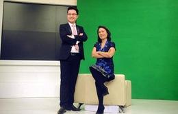 Nhà báo Tạ Bích Loan làm MC của talkshow mới trên VTV6