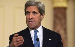 Ngoại trưởng Kerry: Mỹ sẽ đàm phán với Tổng thống Syria