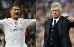 """Sa thải Van Gaal, mời Ancelotti: Man Utd được cả """"trâu"""" lẫn """"nghé"""""""