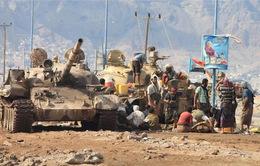 Yemen: Giao tranh dữ dội tại sân bay Aden