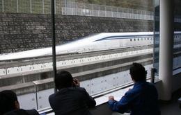 Nhật Bản: Tàu đệm từ trường lập kỷ lục mới về tốc độ