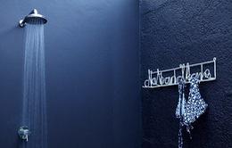 Ngất ngây với những ý tưởng thiết kế phòng tắm ngoài trời