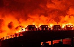 Nguy cơ cháy nổ tại các khu công nghiệp của Trung Quốc
