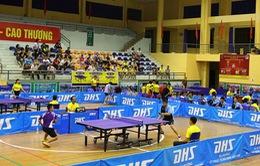 CLB Hà Nội vô địch đồng đội nam Giải bóng bàn Toàn quốc 2015