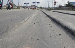 TP.HCM:Cấm và phân luồng đường Mai Chí Thọ để sửa chữa