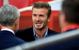 """David Beckham tặng quà """"độc"""" cho con trai nhân dịp sinh nhật"""