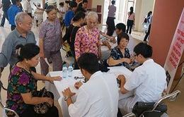 TP. HCM khám chữa bệnh miễn phí cho người cao tuổi