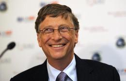 Bill Gates lần thứ 16 giữ ngôi giàu nhất thế giới