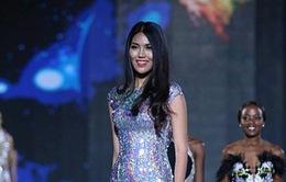 Bị xử ép, Lan Khuê từng suýt bỏ ngang tại Hoa hậu Thế giới