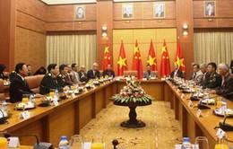 Đoàn cựu chiến binh Trung Quốc thăm Việt Nam