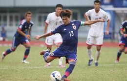 HLV U23 Nhật Bản tự tin giành suất dự VCK U23 châu Á