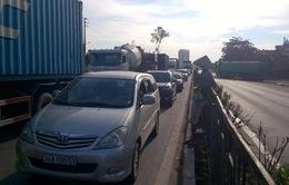 Hải Dương: Xe máy va chạm xe container, 2 vợ chồng thiệt mạng