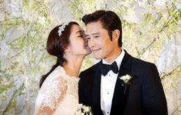 Bật mí tên quý tử của Lee Byung Hun