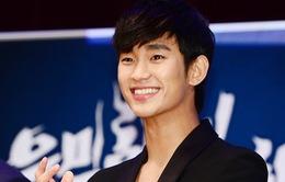 """Kim Soo Hyun tái hợp biên kịch """"Vì sao đưa anh tới""""?"""