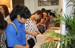 """Ngày hội Sách 2015: Sách - Sự giao thoa văn hóa"""""""