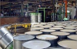 Bắt quả tang tàu nước ngoài bán dầu lậu