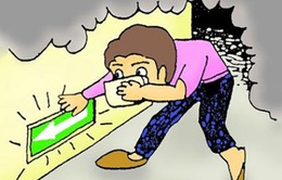 5 điều cần nhớ để thoát hiểm khi cháy ở tòa nhà cao tầng