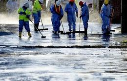 Mỹ: Vỡ đường ống dẫn dầu tại California