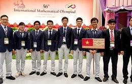 Việt Nam đoạt 2 Huy chương Vàng Olympic Toán học quốc tế