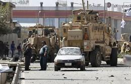 Đánh bom liều chết nhằm vào đoàn xe nước ngoài tại Afghanistan
