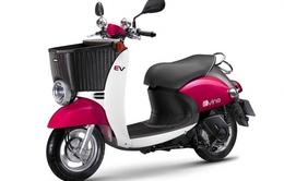 Xe máy điện Yamaha e-Vino 2015 có giá từ 1.890 USD