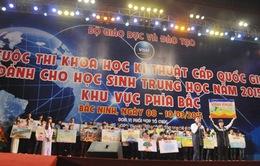 Khai mạc cuộc thi KH - KT dành cho học sinh trung học