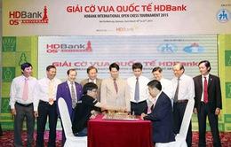 Giải cờ vua quốc tế HD Bank chính thức khai mạc