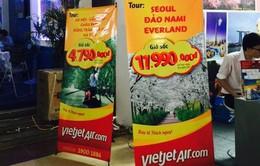 """Nhiều khuyến mãi """"sốc"""" tại Hội chợ du lịch quốc tế 2015"""