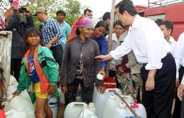 Thủ tướng Nguyễn Tấn Dũng chỉ đạo chống hạn tại Nam Trung Bộ
