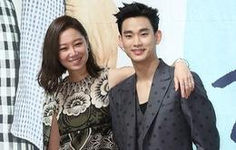 Kim Soo Hyun bảnh bao bên đàn chị Gong Hyo Jin