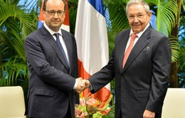 """Tổng thống Pháp tới Cuba - Chuyến thăm ở """"thời điểm vàng"""""""