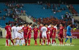 Bóng đá Việt Nam hưởng lợi từ những đối thủ giao hữu chất lượng